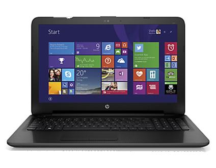 HP 250 G4 laptop image