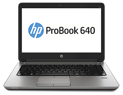 HP Probook 640 laptop image