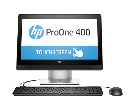 HP ProDesk 400 Touchscreen Desktop image
