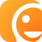 orange smiley image