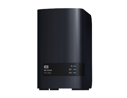 WD My Cloud EX2 Ultra device